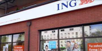 ING limit klientów