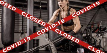 lockdown siłowni