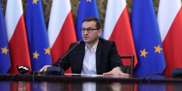 Gdzie jest premier Mateusz Morawiecki