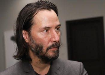 Keanu Reeves kraven łowca