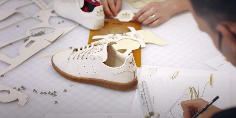 adidas stan smith mylo buty z grzybów