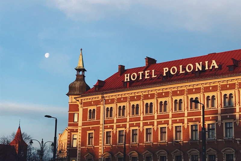 Pełne obłożenie hoteli do końca sezonu